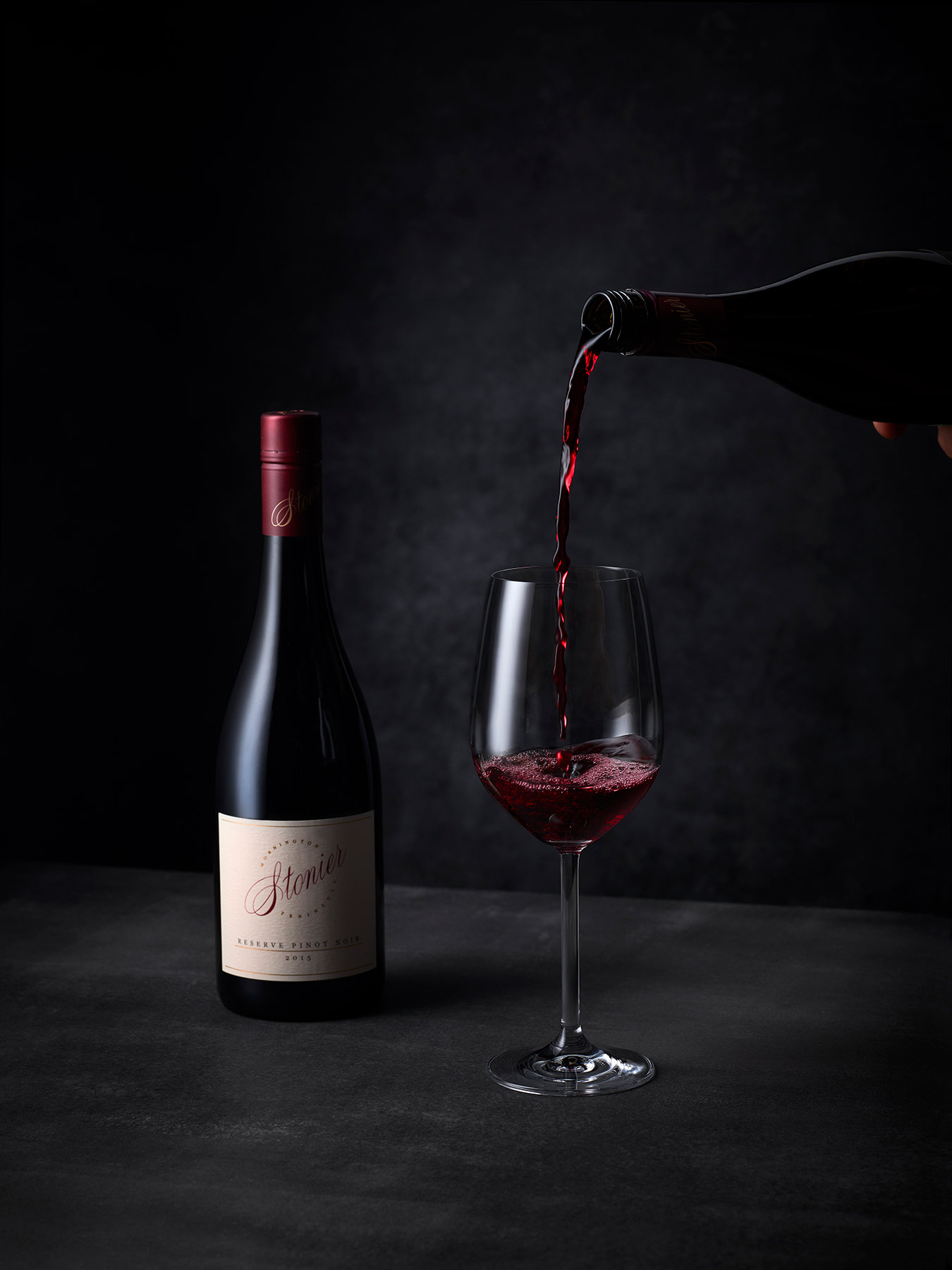 wine bottle photographer Melbourne